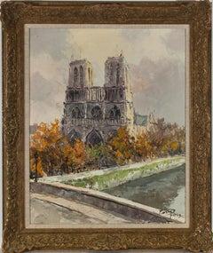 20th Century Oil - Notre Dame, Paris
