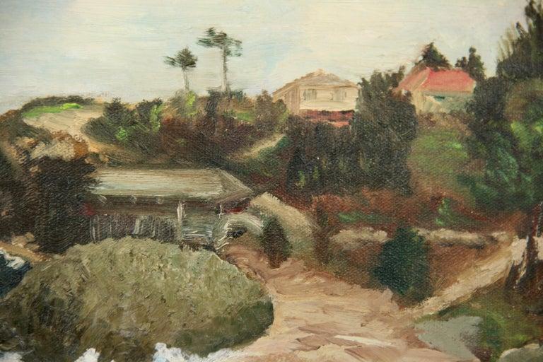 California  Sea Coastline  Landscape Painting 4