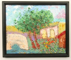 Abstract French Landscape