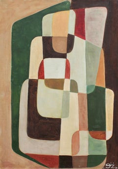 'Abstract Proportions', Italian School