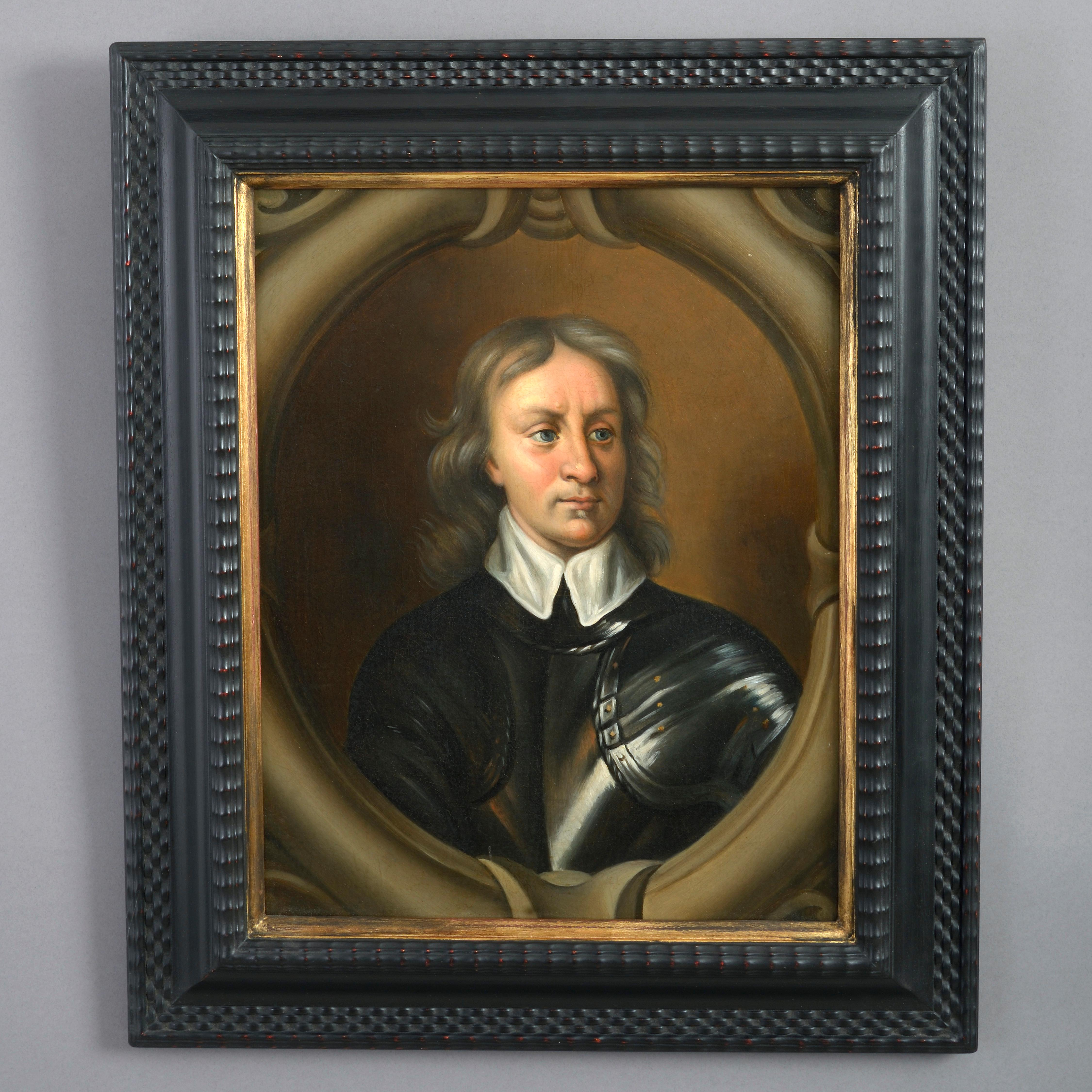After Sir Peter Lely, 18th Century Portrait of Oliver Cromwell