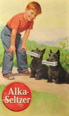 Alka Seltzer Advertisement