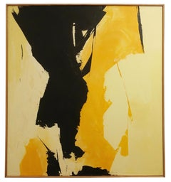 American Abstract Expressionist Painting 1970's