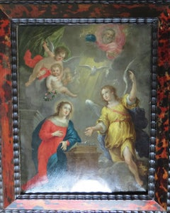 Annunciation  to the Virgin Attributed to Cornelis SCHUT