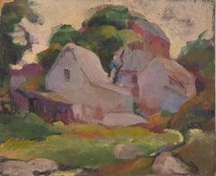 1920s Landscape Paintings