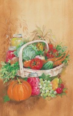 Autumn Harvest Gouache