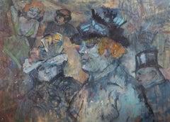 Barbara Doyle (b.1917) - Contemporary Oil, Portrait Studies