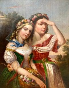 """""""Bavarian Flower Girls"""""""