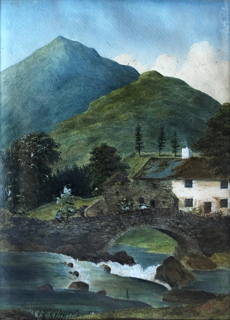 Betws Garmon (North Wales) 1884 For Sale 1
