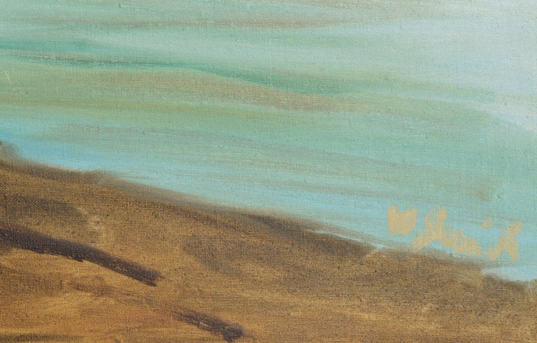 Boats on the Shore - Landscape For Sale 1