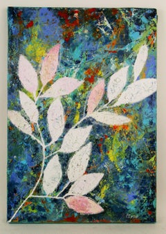 Botanical Abstract by Patrizia Russo