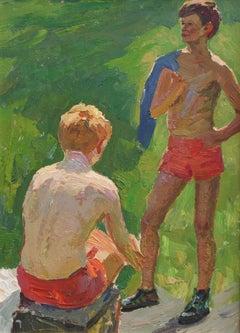 Boys in Summertime