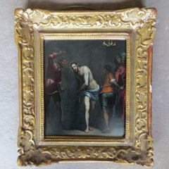 Christ lynched