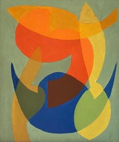 Composition colorée - Colorful composition