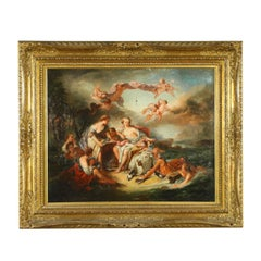 Copy From François Boucher, The Abduction of Europa