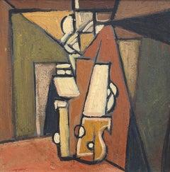 'Cubist Composition' School of Berlin