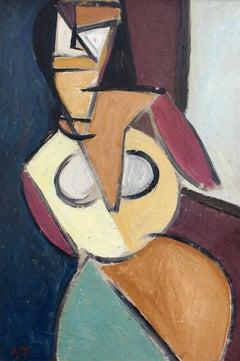 'Cubist Portrait', Berlin School