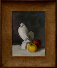 Dove & Apples Still-Life
