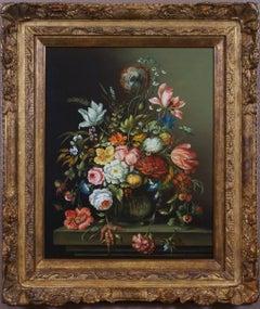 Dutch-Style Floral Still Life