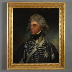 Early 19th Century Portrait of King George IV as Prince of Wales,
