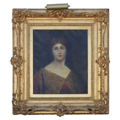 Early Portrait of a Young Woman