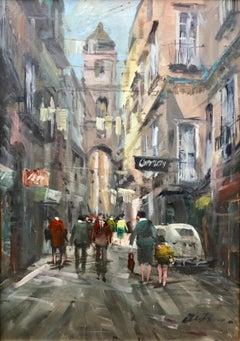 """""""European City Scene"""""""