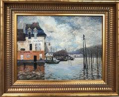 European River Scene