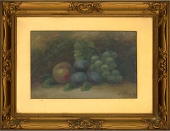 Evelyn Chester (1875-1929) - Early 20th Century Oil, Fruit Still Life