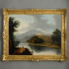 Follower of Alexander Nasmyth (1758-1840) A 19th Century Highland Landscape