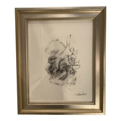 Framed Mini Charcoal