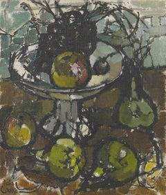 Fruit Still Life, 1963