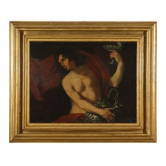 Ganymede The Gods' Cup-bearer Oil Painting 17th Century