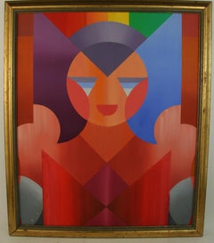 Geometric Abstract Figure