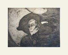Portrait of Georgia O'Keeffe