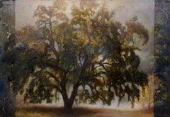 Golden Tree Landscape