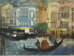 Gondole à Venise - Gondola in Venice