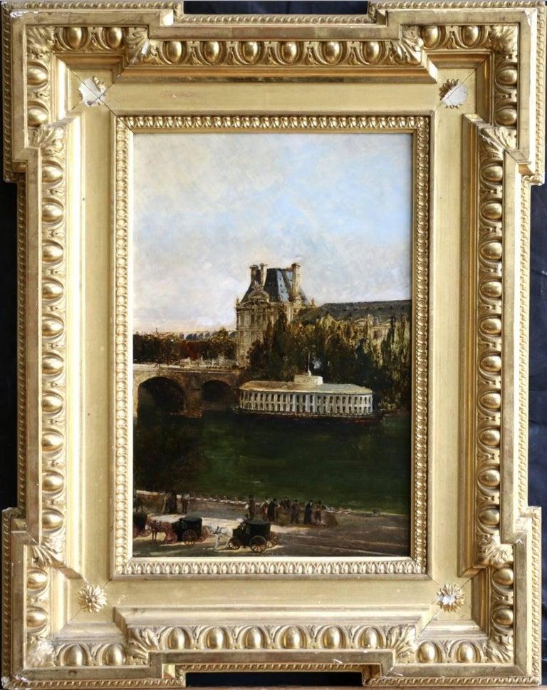 Grand Bateau Lavoir - River Seine & Louvre - Paris