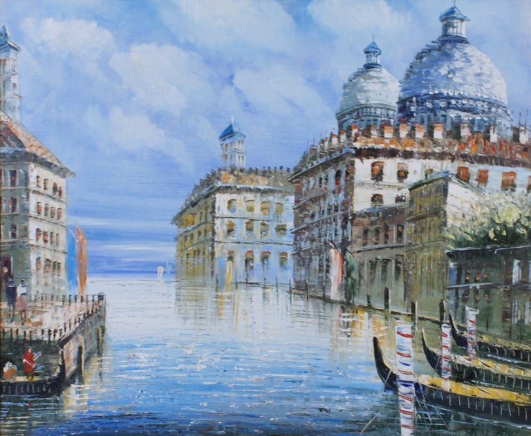 {Grand Canal of Venice} For Sale 1