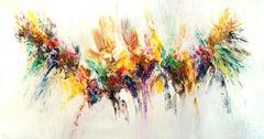 Happy Daydream XXL 1, Painting, Acrylic on Canvas