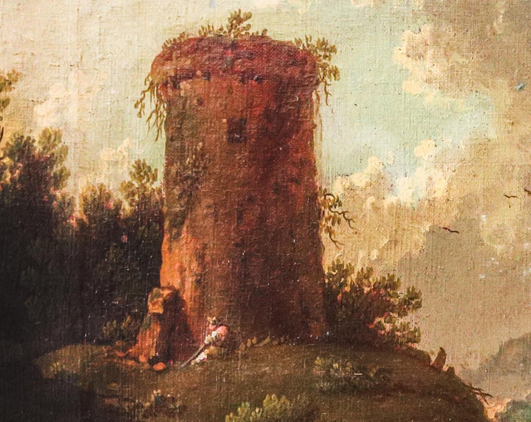 Italian Landscape Painting — Italian Painter For Sale 4