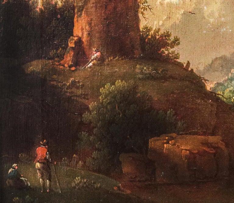 Italian Landscape Painting — Italian Painter For Sale 5
