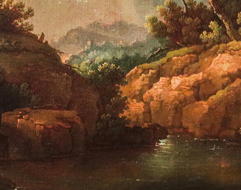 Italian Landscape Painting — Italian Painter For Sale 7