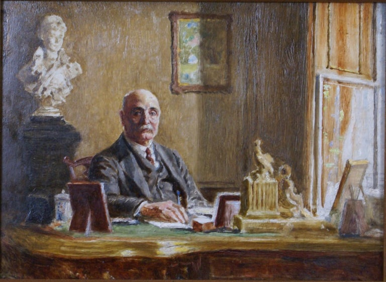 J.P. Morgan - Painting by Unknown