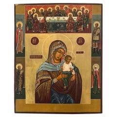 Konevskaya Icon of Mother of God