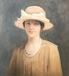 Lady in a Hat