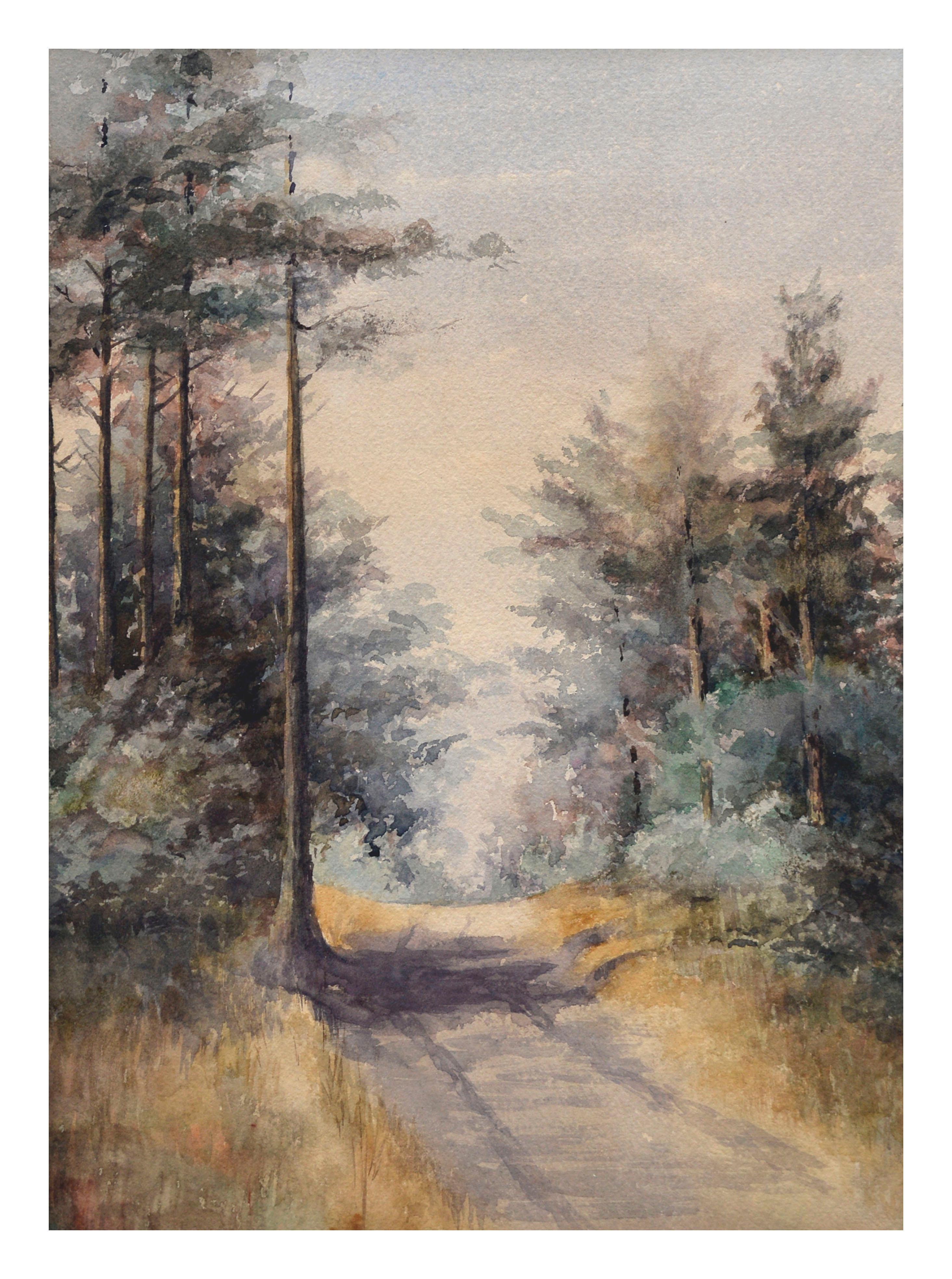 Late 19th Century Bay Area Landscape