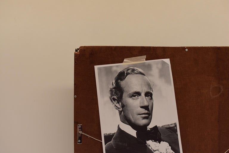 Leslie Howard Ashley, Circa 1939, Unknown Artist For Sale 4