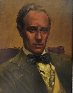 Leslie Howard Ashley, Circa 1939, Unknown Artist