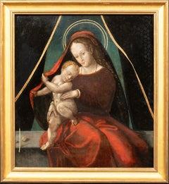 Madonna & Child, 16th 17th Century