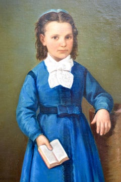 Mary Harriet Edwards, Victorian Portrait Painting